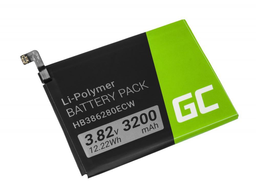 Μπαταρία Green Cell BP95 Τύπου Huawei Honor 9 Huawei P10 HB386280ECW 3200mAh 3.8V