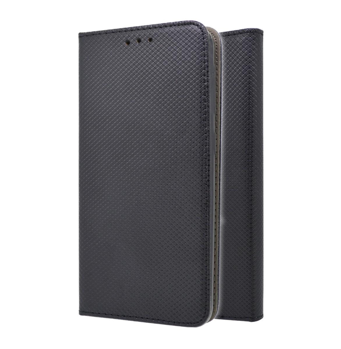 Θήκη Book Ancus Magnetic Glam για Samsung SM-A326B Galaxy A32 5G TPU Μαύρο