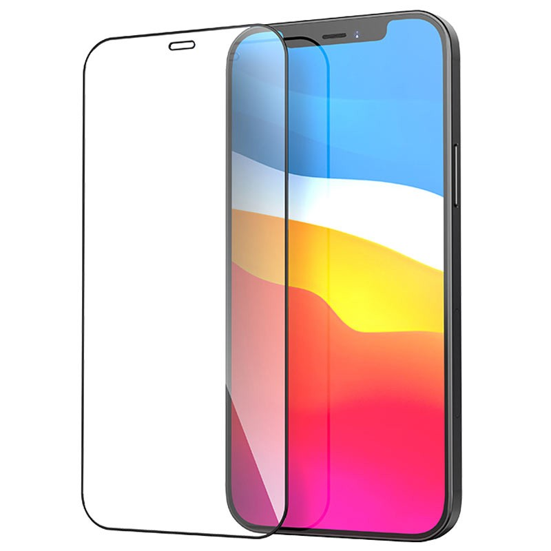 Tempered Glass Hoco Nano 3D Full Screen Edges Protection 9H για Apple iPhone 12 / iPhone 12 Pro