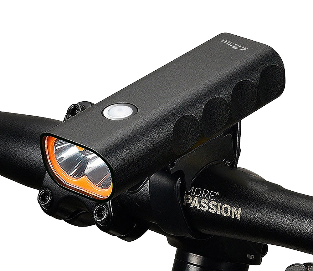 Φακός Ποδηλάτου Media-Tech MT2201 IP53 με 3 Επίπεδα Φωτεινότητας
