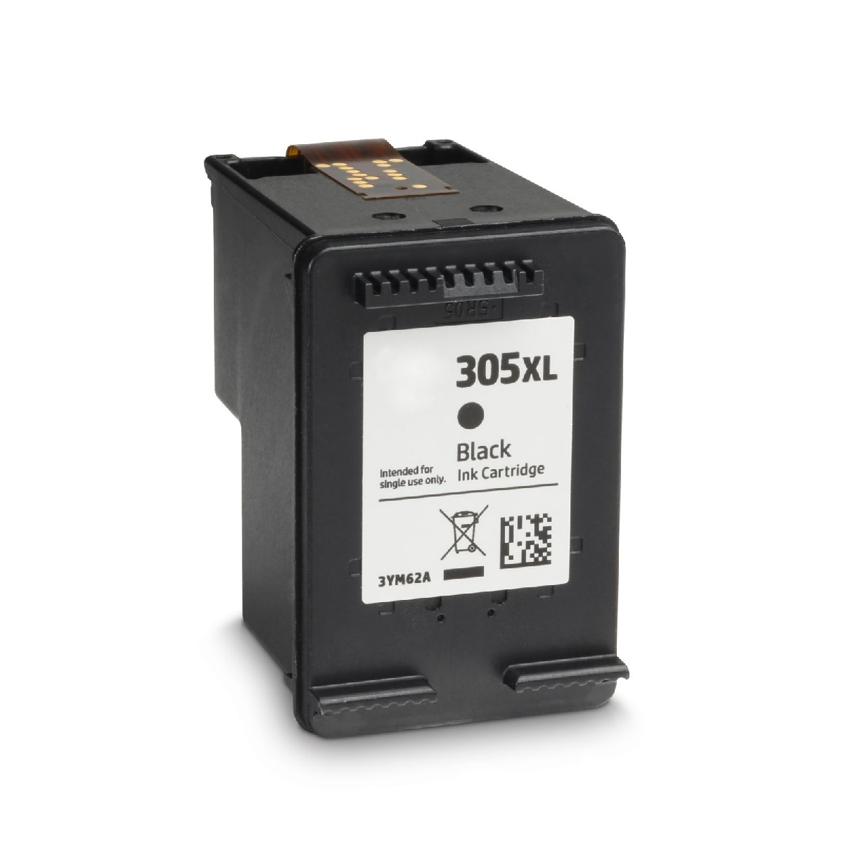 Μελάνι HP Συμβατό 305XL Σελίδες:650 Black για Deskjet, Deskjet Plus, ENVY, ENVY PRO, 2320, 2710, 2720, 2721, 2722, 2723