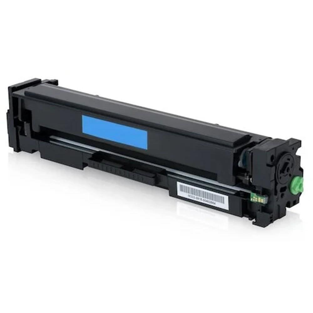 Toner HP Συμβατό 415X (W2031X) ΧΩΡΙΣ CHIP Σελίδες:6000 Cyan για Color LaserJet Enterprise, Color LaserJet Enterprise MFP