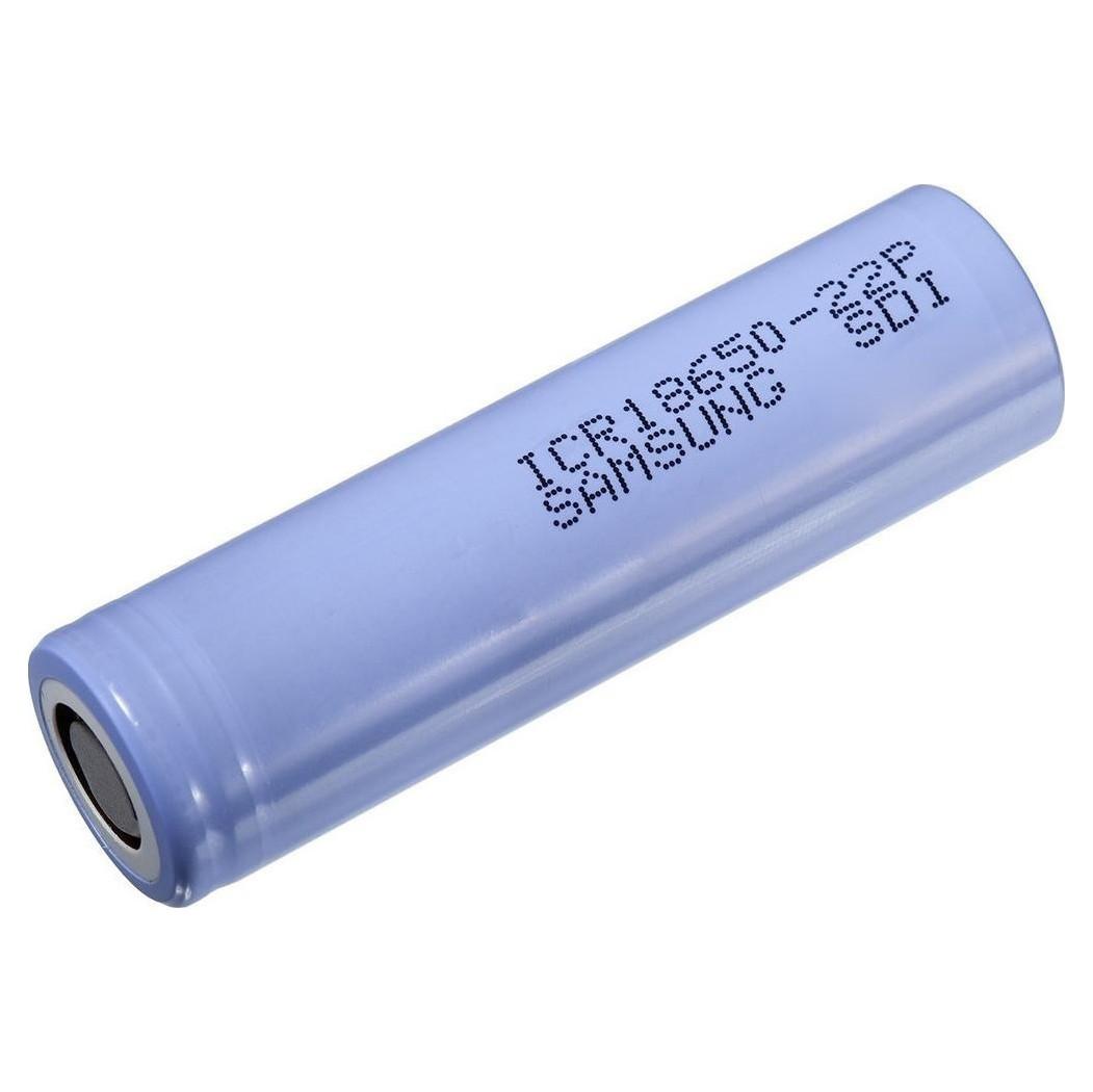 Επαναφορτιζόμενη Μπαταρία Βιομηχανικού Τύπου Samsung ICR18650-22P 2150mAh 3,62V 10A
