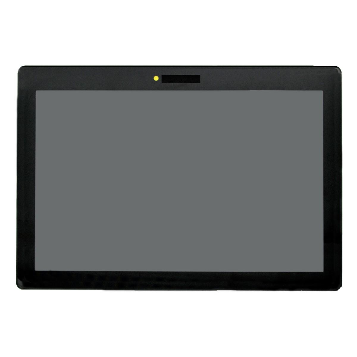 """Οθόνη & Μηχανισμός Αφής Lenovo Tab 2 A10-30 10.1"""" Μαύρο OEM Type A"""