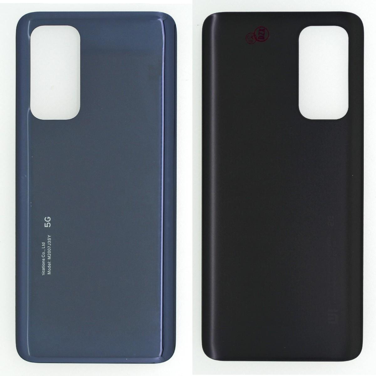 Καπάκι Μπαταρίας για Xiaomi Mi 10T Μαύρο OEM Type A