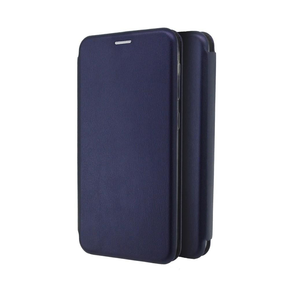Θήκη Book Ancus Magnetic Curve για Xiaomi Poco M3 Pro 5G TPU Σκούρο Μπλέ