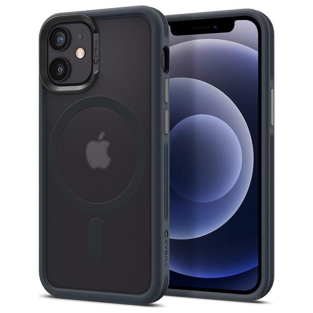 Θήκη Spigen Cyrill Magsafe Back Cover για Apple iPhone 12 mini Γκρί