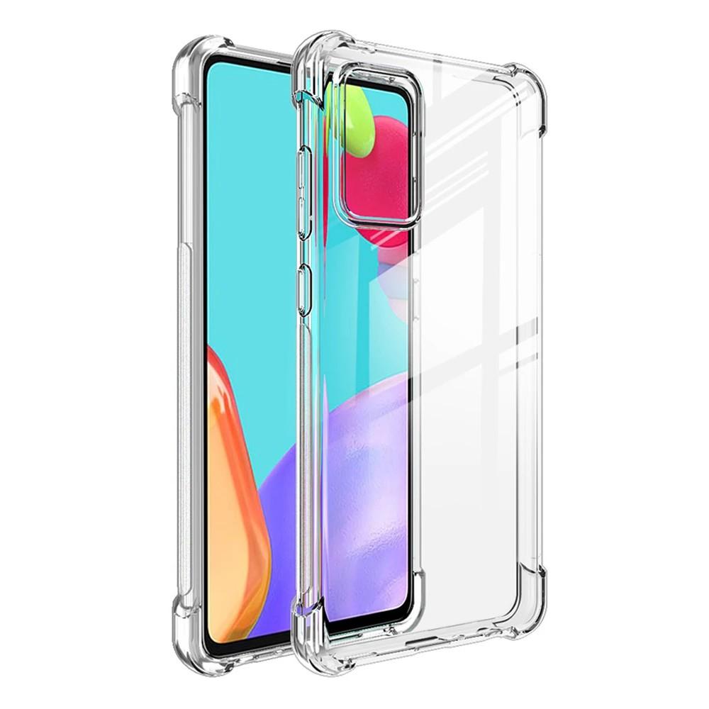 Θήκη TPU Ancus Shock Proof για Samsung SM-A525F Galaxy A52 / SM-A526B Galaxy A52 5G Διάφανο