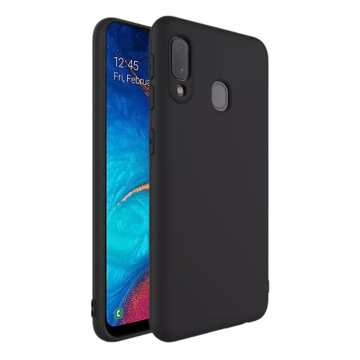 Θήκη TPU Ancus για Samsung SM-A202F Galaxy A20e Μαύρο