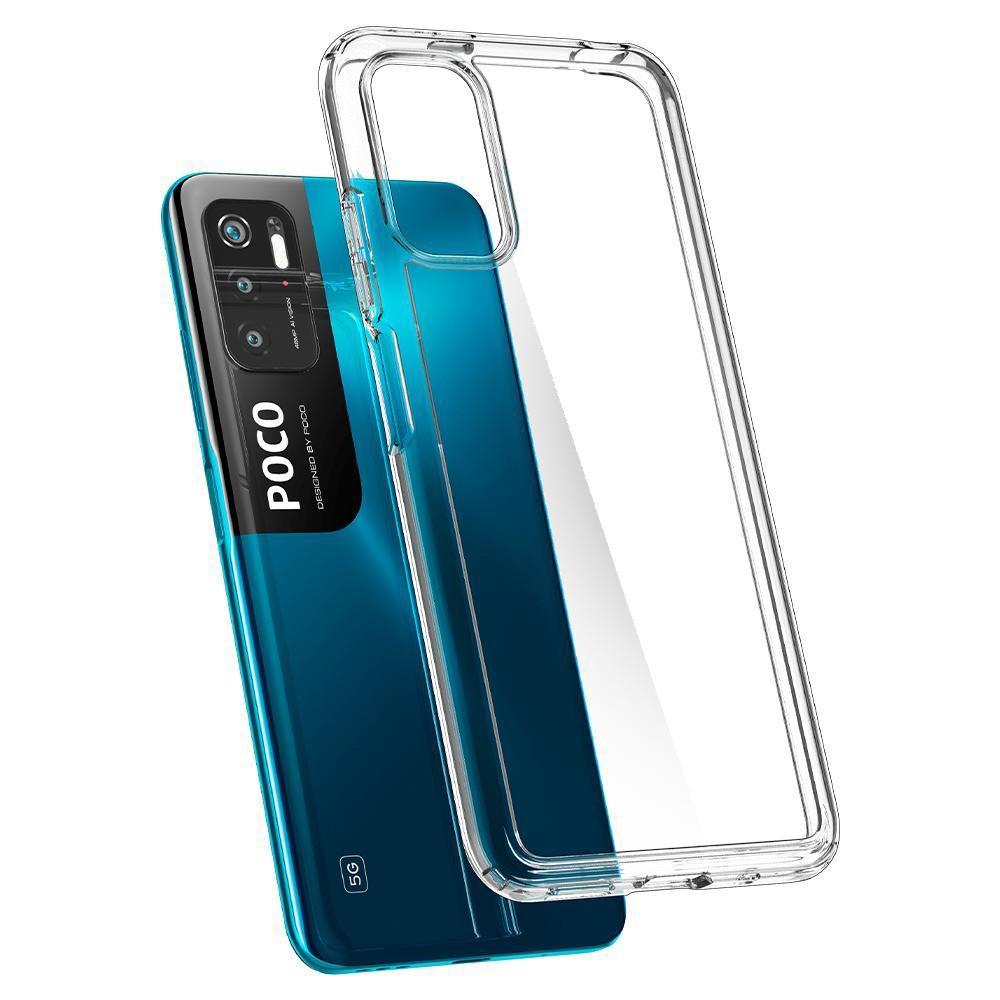 Θήκη TPU Ancus για Xiaomi Poco M3 Pro 5G Διάφανη