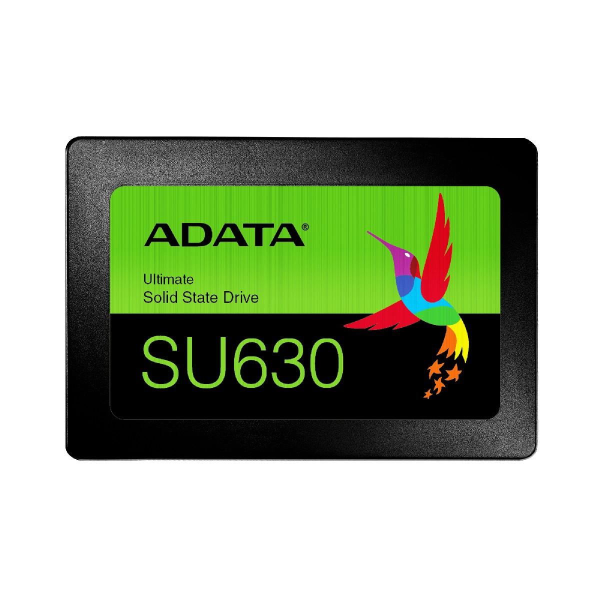 """Σκληρός Δίσκος ADATA ULTIMATE SU630 3D NAND 2.5"""" SATA III 240GB SSD"""