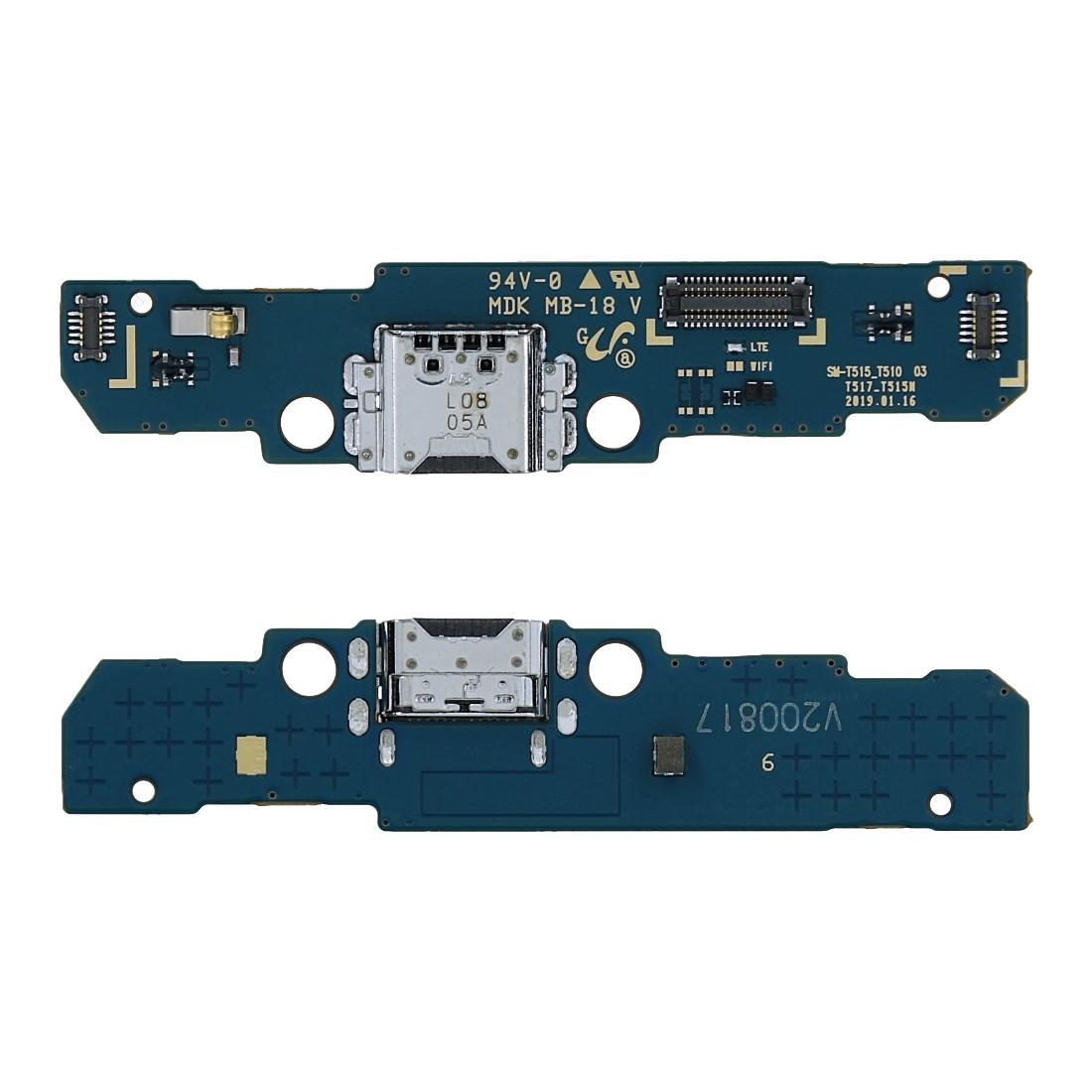 """Επαφή Φόρτισης Samsung SM-T515 Galaxy Tab A 10.1"""" (2019) με Πλακέτα GH82-19562A Original"""