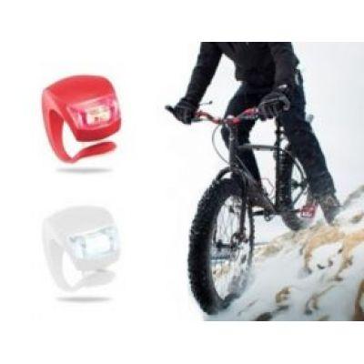 Φωτάκι Ποδηλάτου Σιλικόνης