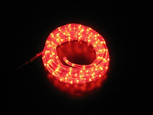 Φωτοσωλήνας 10 Μέτρα Κόκκινος