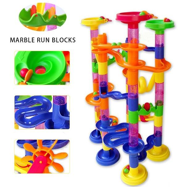 Παιχνίδι Κατασκευής με Βόλους Marble Run Blocks OEM WR-S11