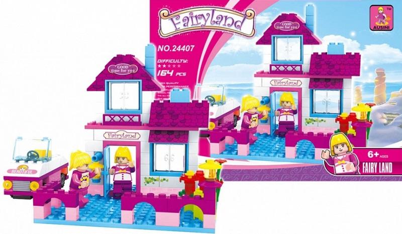 Τουβλάκια Σπίτι στην Εξοχή OEM FairyLand 24407