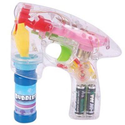 Όπλο για Σαπουνόφουσκες - Flash Bubble Gun OEM
