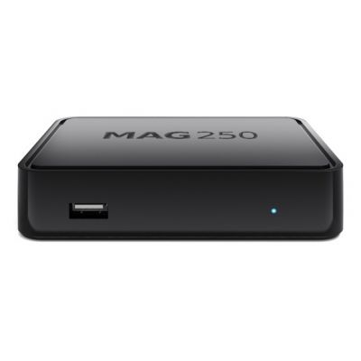 Infomir MAG 250 Original Multimedia Player Set Top Box