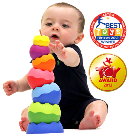 Fat Brain Toy - Fat Brain Toys Tobbles Neo