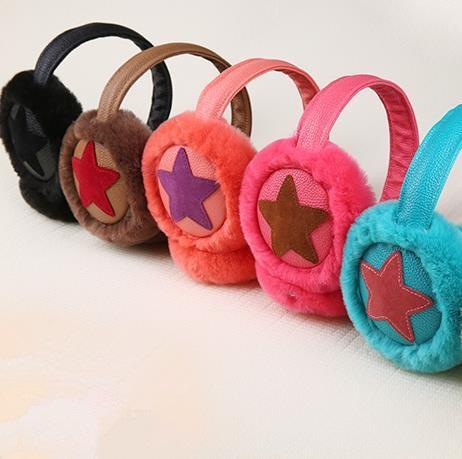2-σε-1 Zεστά Γούνινα Προστατευτικά Αυτιών & Ακουστικά