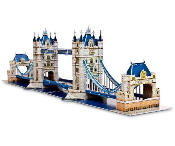 Tρισδιάστατο Παζλ Η Γέφυρα του Λονδίνου με 118 Κομμάτια