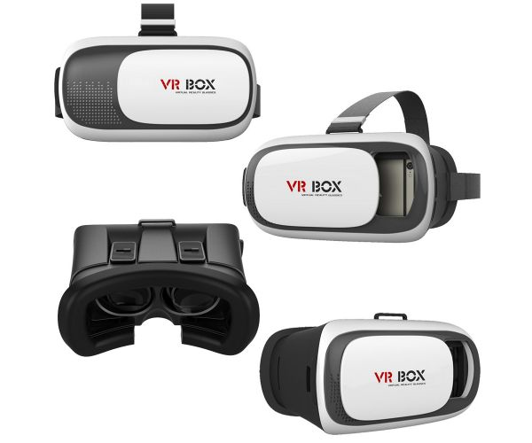 3D Γυαλιά Εικονικής Πραγματικότητας VRBOX Smartphones 4.7-6' VR Box V2
