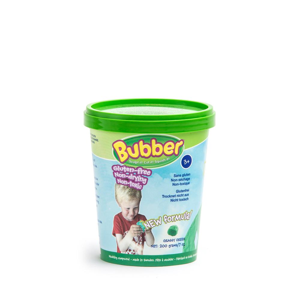 Wabafun - Κουβαδάκι Bubber Bucket 200 γραμμαρίων Πράσινο