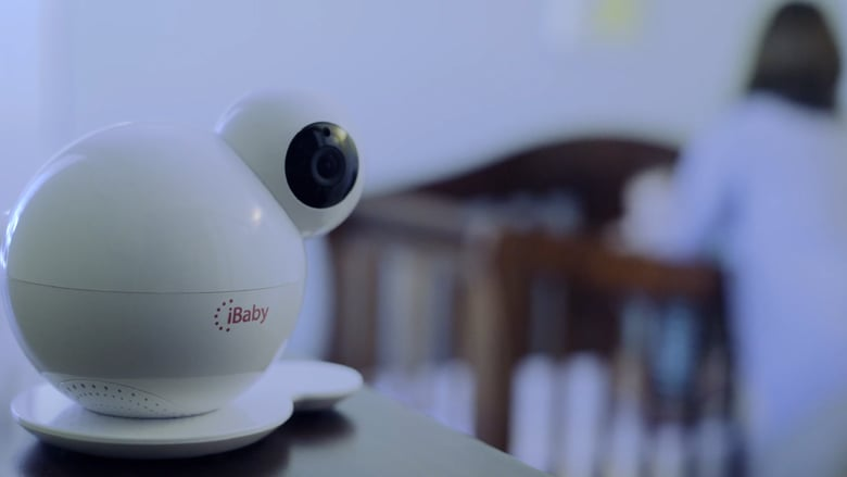 iBaby Monitor M6T
