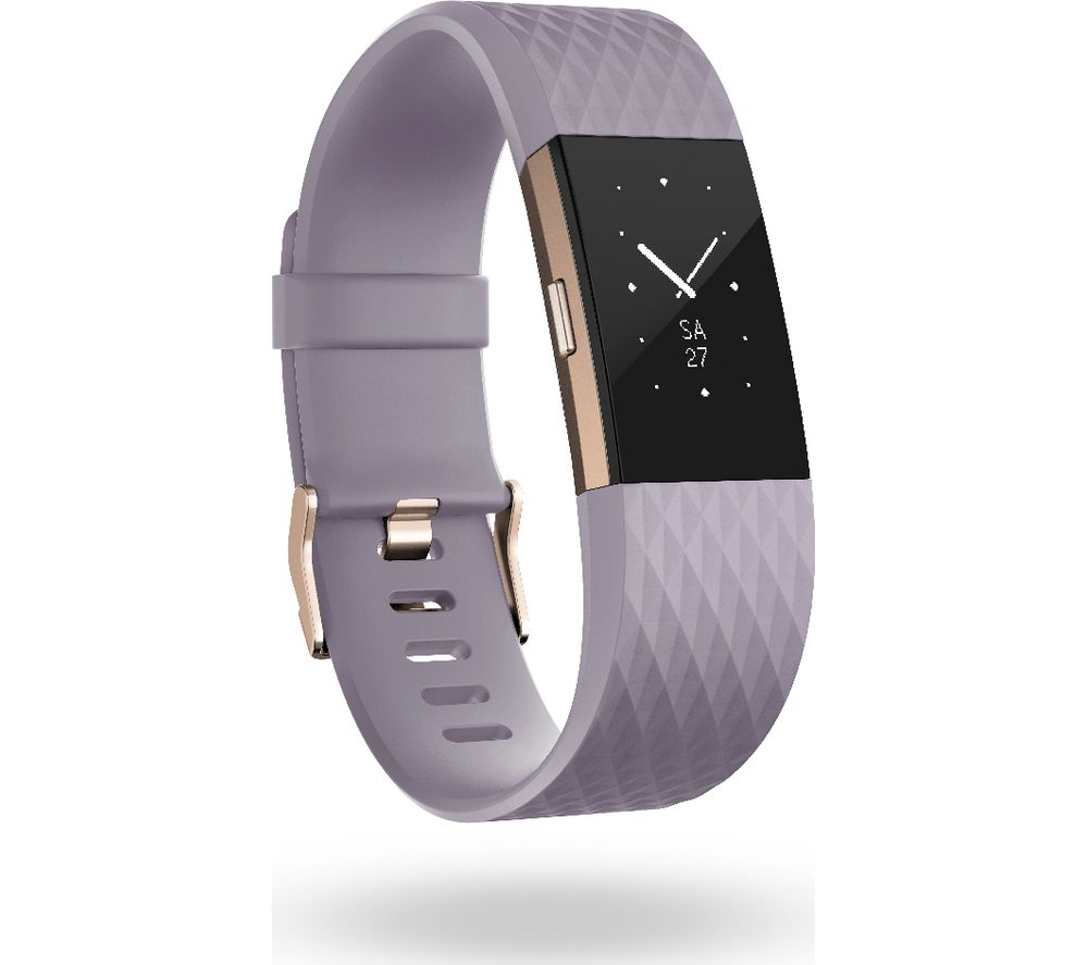 Fitbit Charge 2 Lavender Rose Gold