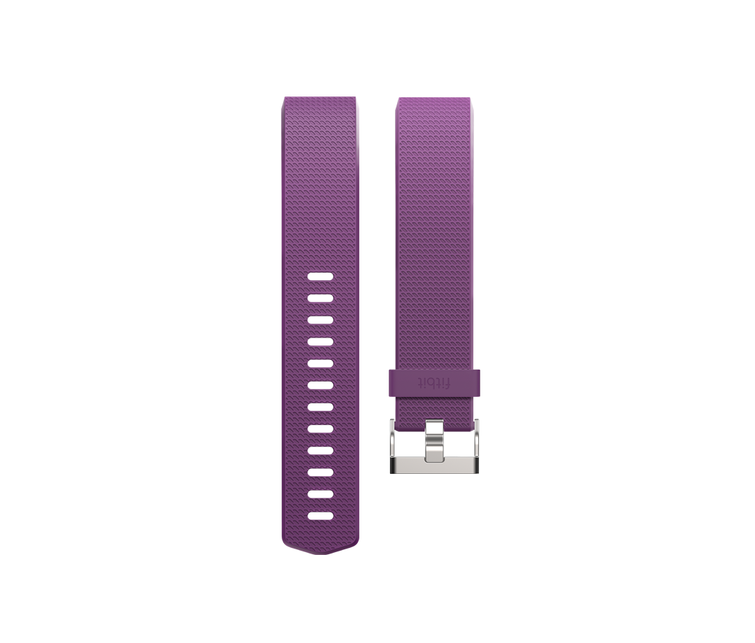 Charge 2 Accessory Band Plum