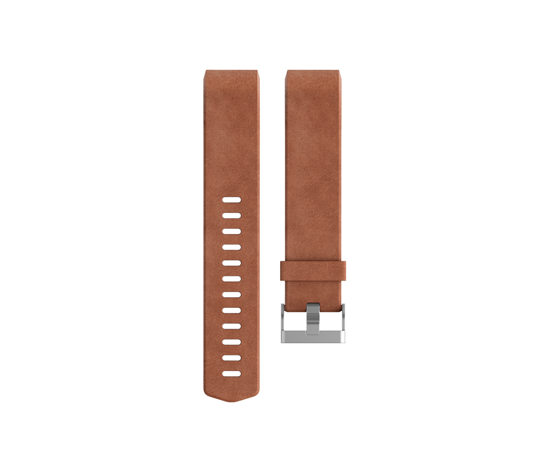 Charge 2 Accessory Band Brown