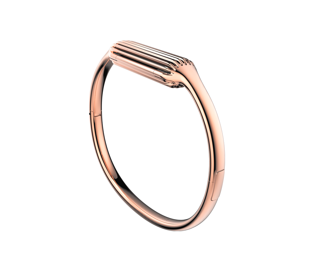 Fitbit Flex 2 Accessory Bangle Rose Gold