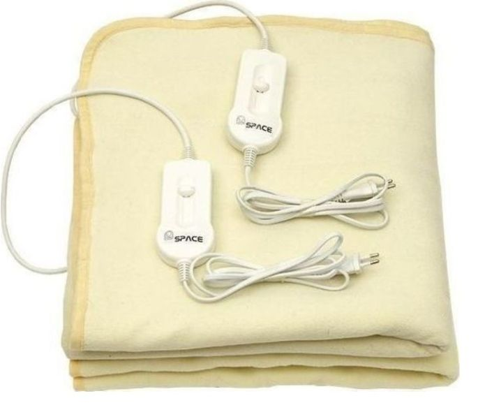 Ηλεκτρική κουβέρτα διπλή Fleece