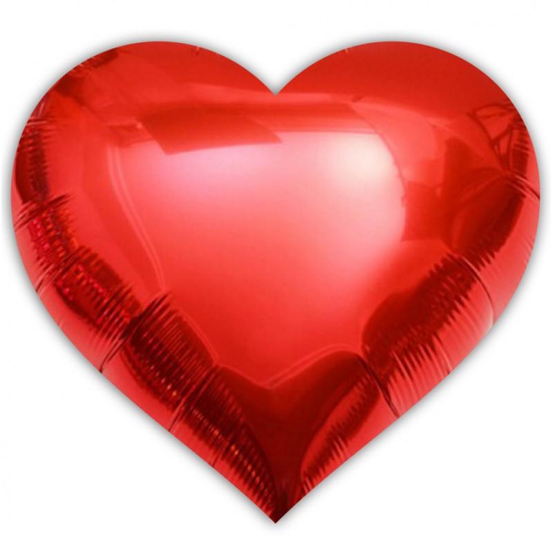 Μπαλόνι foil 18 ιντσών καρδιά BF2 ND