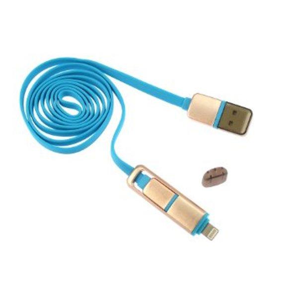Καλώδιο usb σε micro usb & 8 pin