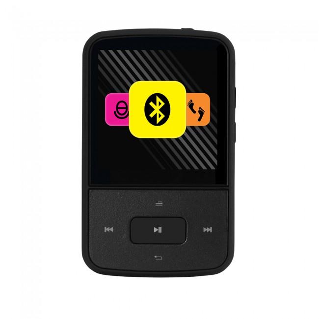 CRYPTO MP4 Μαύρο [MP1500BT 8GB]