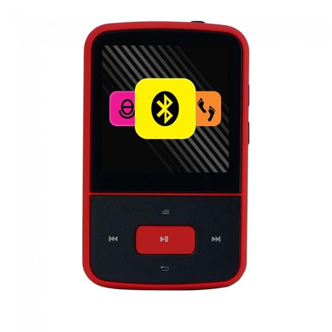 CRYPTO MP4 Κόκκινο [MP1500BT 8GB]