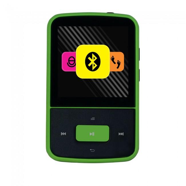 CRYPTO MP4 Πράσινο [MP1500BT 8GB]
