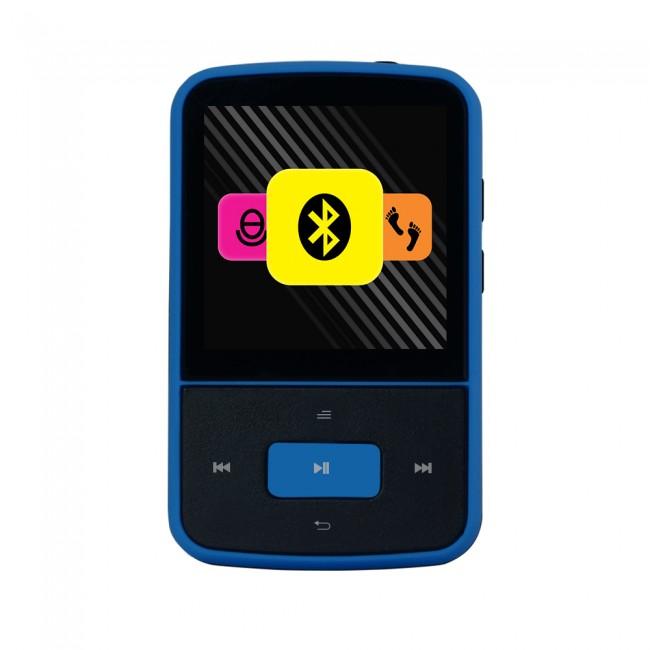 CRYPTO MP4 Μπλε [MP1500BT 8GB]