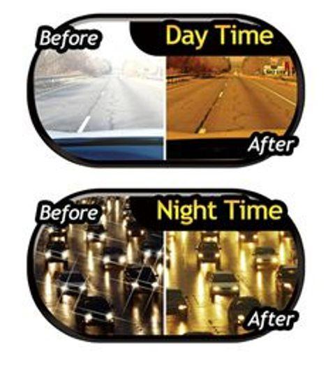 Αλεξήλιο Αυτοκινήτου Clear Visor Day & Night
