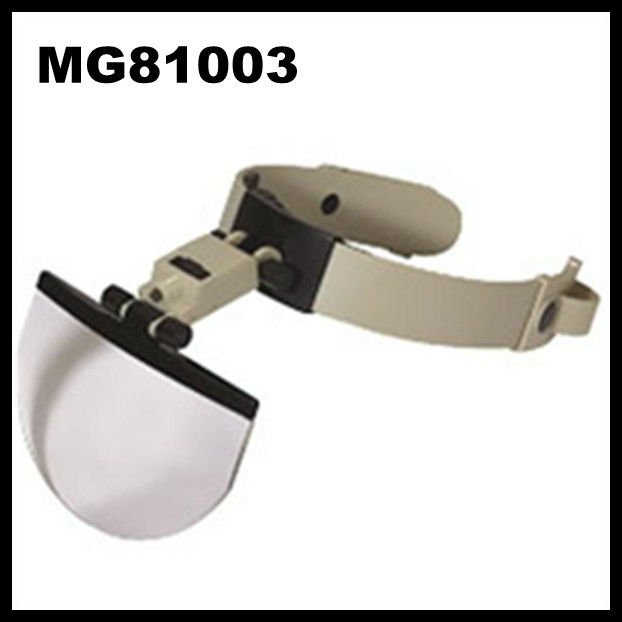 Φορητός Μεγενθυτικός LED Φακός Κεφαλής