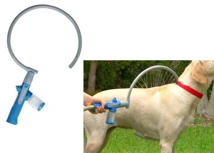 Επαναστατική Συσκευή Καθαριότητας Κατοικιδίων - Πλυντήριο Σκύλων - Pet Bath Ring