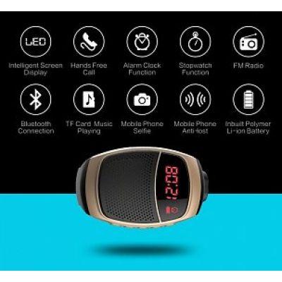Έξυπνο Ρολόι Ηχείο - Sports Music Watch