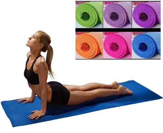 Στρώμα Yoga Mat (173x61x0,40cm)