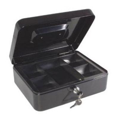 Μεταλλικό Κουτί Ταμείου με Κλειδαριά & Εργονομική Λαβή