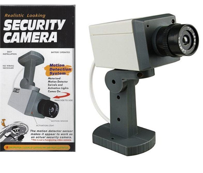 Ψεύτικη κάμερα - ομοίωμα με LED