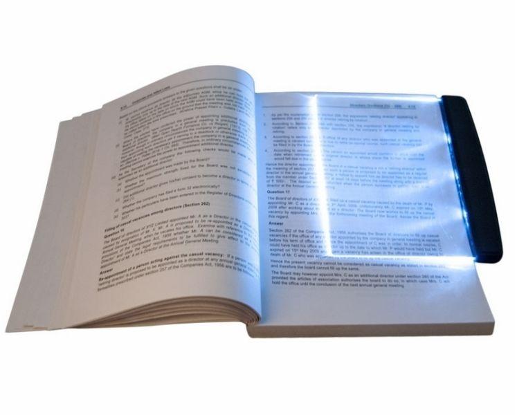 Συσκευή φωτισμού για εύκολο διάβασμα