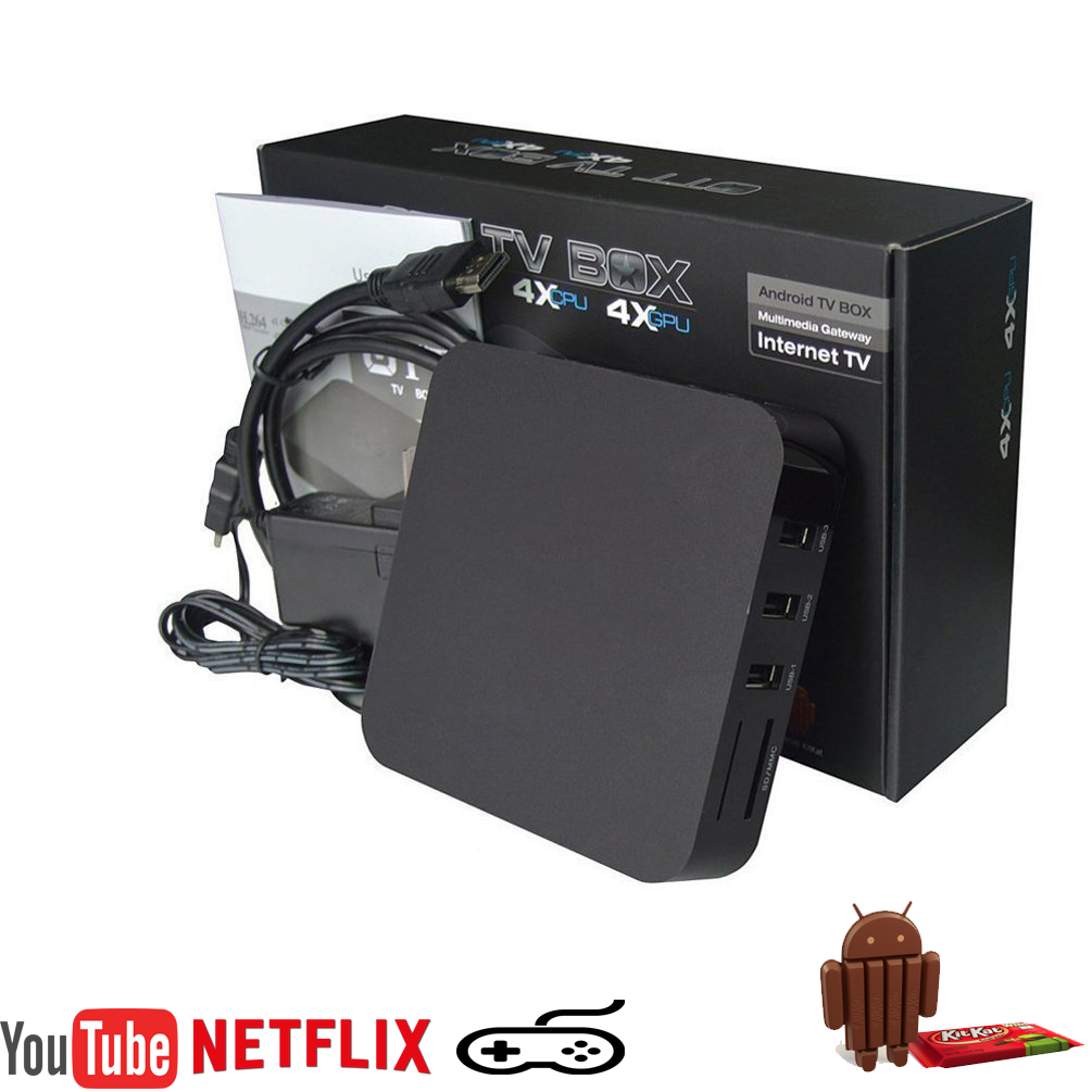 TV BOX ANDROID MEDIA PLAYER 4K Ultra HD: Μετατρέψτε Την Τηλεόρασή Σας Σε Smart TV