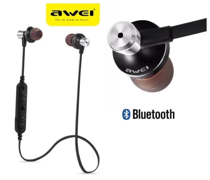 Ασύρματα ακουστικά με μικρόφωνο και Bluetooth - Awei A860BL
