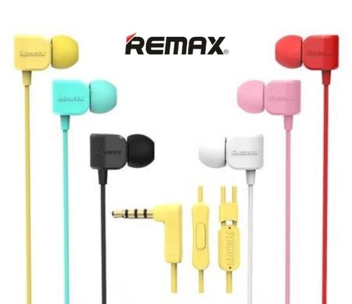Ακουστικά κινητού με μικρόφωνο REMAX RM-502